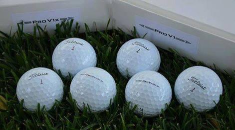ลูกกอล์ฟมือสอง Titleist Pro V1และ อุปกรณ์ กอล์ฟ ทุกชนิด ลูกก