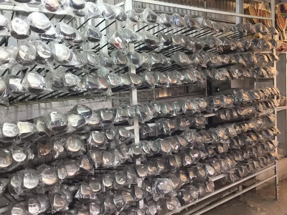 โกดังไม้กอล์ฟมือสองนำเข้าจากประเทศญี่ปุ่น สภาพดี ราคาประหยัด มีไ