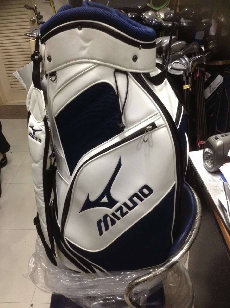 5000 Mizuno bag ของใหม่ขายราคามือสอง