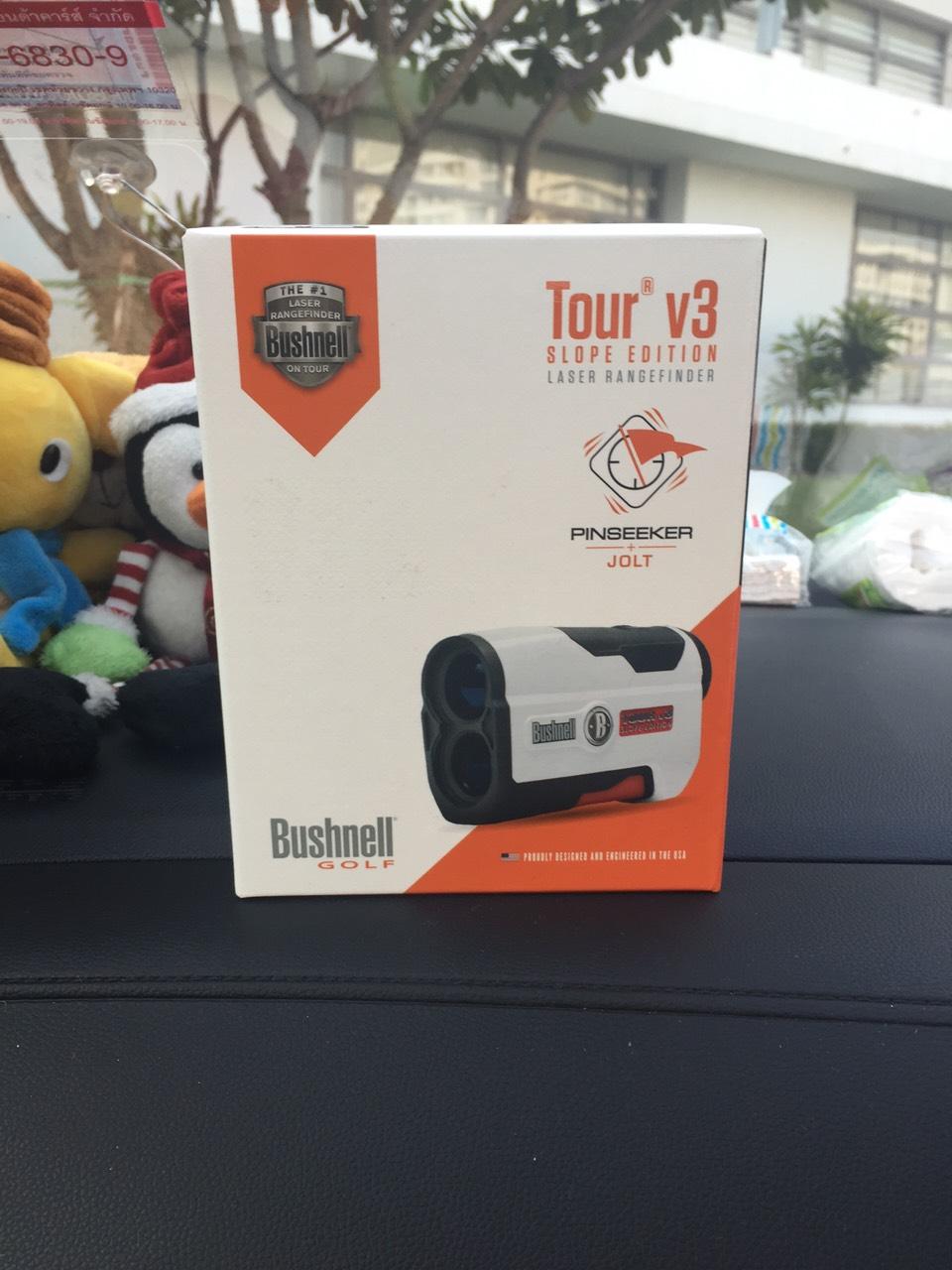 กล้องวัดระยะ bushnell Tour V3 Slope ของใหม่