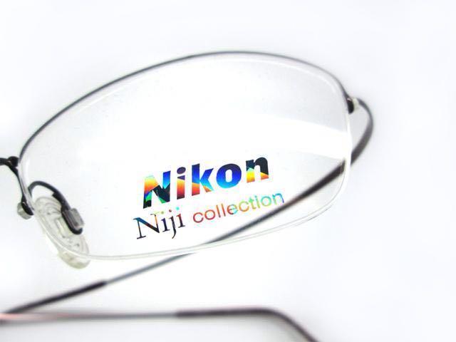 แว่นแท้ Nikon Air titanium made in Japan เบามากๆเหมือนไม่ได้ใส่