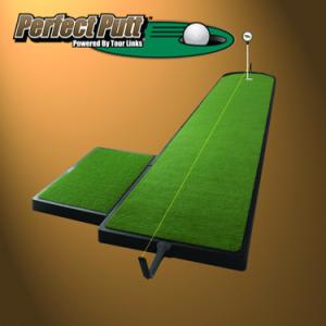Putting Green ซ้อมพัตขนาด 1.5 x 3.0 m หลุมกอล์ฟ กระจกซ้อมพัต และ