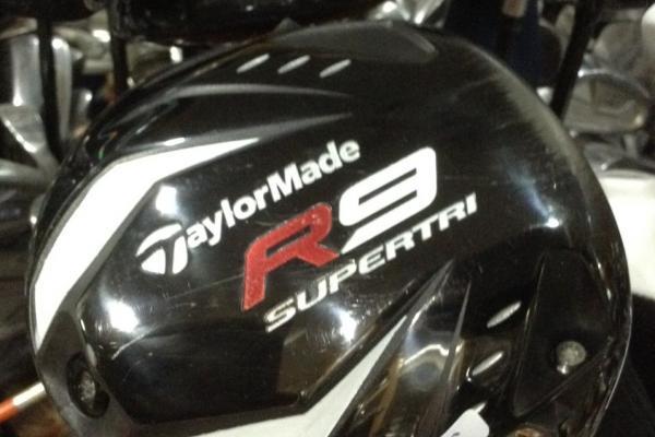 3800 Driver Taylormade R9 supertri หน้าเด้งบางที่สุด ระยะเพิ่มมา