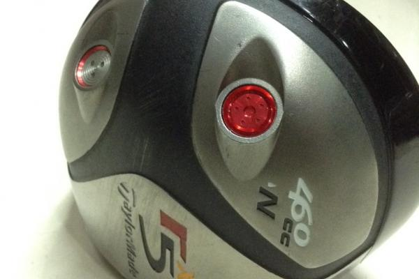 2000 DRIVER TAYLORMADE R5XL flex R XL50  Loft10.5