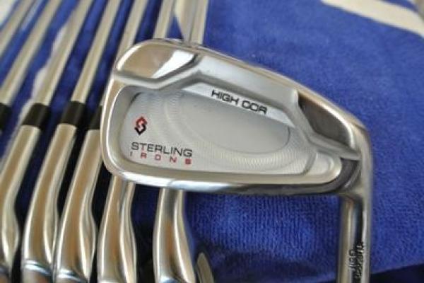 ขายชุดเหล็กความยาวเท่ากัน Wishon Sterling irons 5-SW