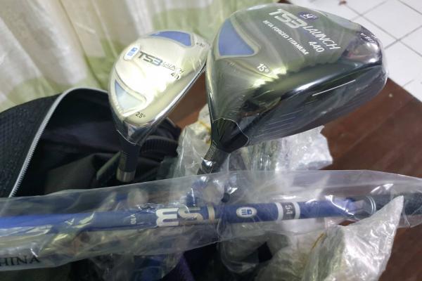 ขายของใหม่ ชุดกอล์ฟเด็ก uskids golf tour series ts3-54 club stan