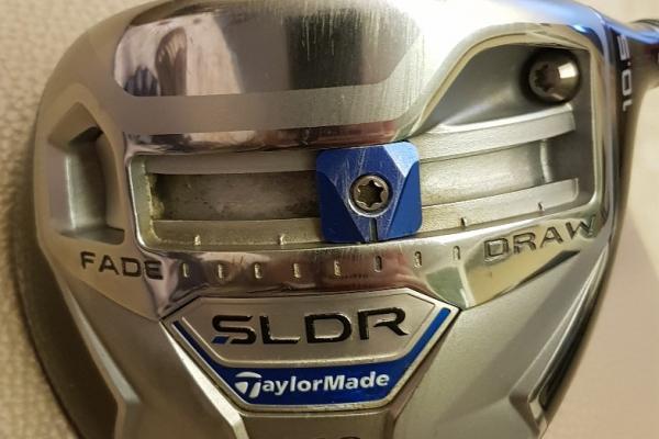 Taylormade SLSR 10.5 Flex R มือสอง