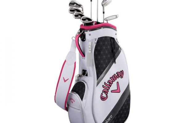 Full set Callaway Solaire Ladies มือสอง