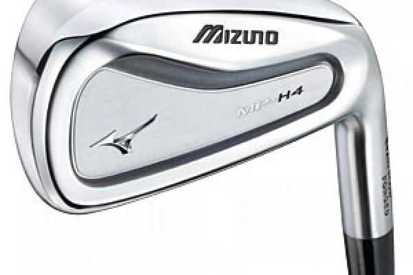 NEW MIZUNO MP-H4 IRON SET 4-PW DGS300 STIFF ~ 15000 BT NEW IN PL