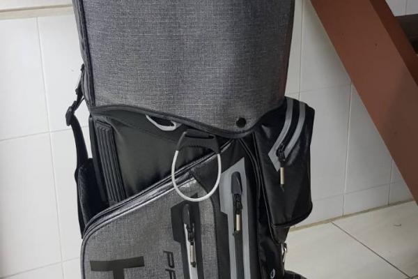 ขายถุงกอล์ฟ Sun Mountain H2NO PRO Cart Bag ปีล่าสุด 2019
