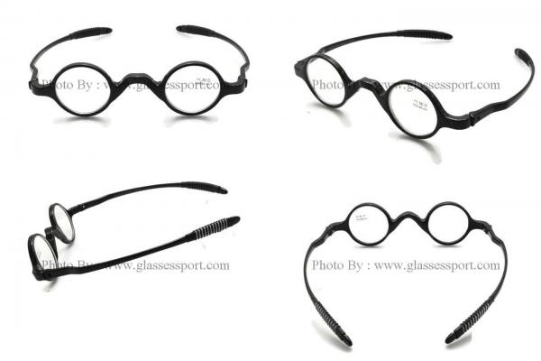 แว่นตาอ่านหนังสือ กรอบ TR 720 แนว วินเทล สวย เทห์
