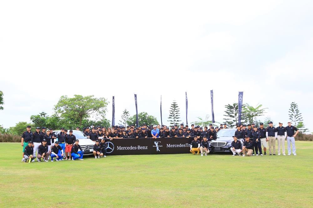 การแข่งขัน MercedesTrophy 2015
